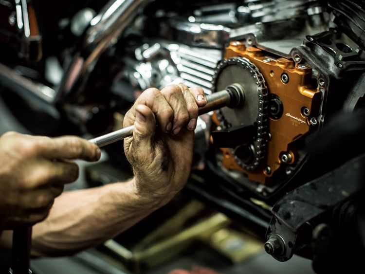 Harley-Davidson Servicing and MOT